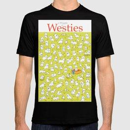A Waggle of Westies T-shirt