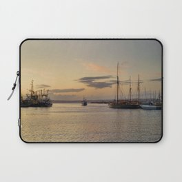 Towards open water Laptop Sleeve