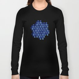 Hexagons Long Sleeve T-shirt