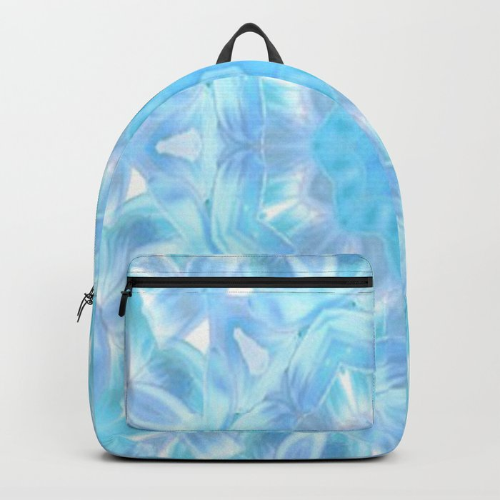 Soft Shades of Color Kaleidoscope Backpack