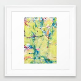 Color Fall #1 Framed Art Print