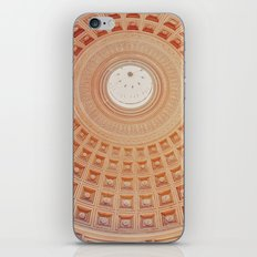 Dome full of colour iPhone & iPod Skin