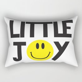 Little Joy Rectangular Pillow