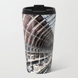 Paddington Station Art Travel Mug