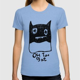 OH TOO BAT-2 T-shirt