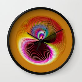 Whisps Wall Clock
