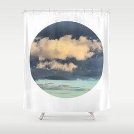 Wandering Cloud Shower Curtain