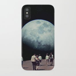 Way Back Home iPhone Case