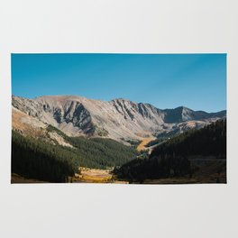 Rocky Mountain Glory Rug
