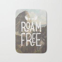 Roam Free - Yosemite Bath Mat