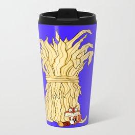Fall Time Chunky Chipmunk Travel Mug