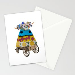 russia 2021 Stationery Cards