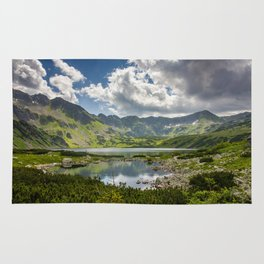 Mountain Lakes Rug