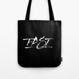 Fast Tote Bag