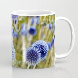 BLUE WILD THISTLE Coffee Mug