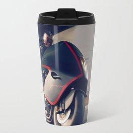 Dredd / Lawmaster Travel Mug