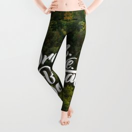 Dream Believe Do Repeat Leggings