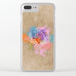 Fairies Clear iPhone Case
