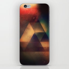 6try iPhone Skin