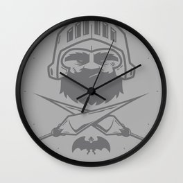 Sir Arthur - Ghosts n' Goblins Wall Clock