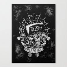 Hammer N Nails Canvas Print