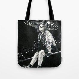 Spacing Out Tote Bag