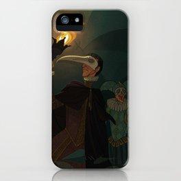 The Cask of Amontillado iPhone Case