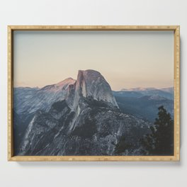Half Dome Serving Tray
