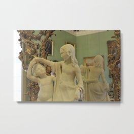 Statues-Charlottenburg Palace Metal Print