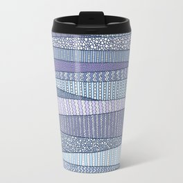 Winter Fields Travel Mug