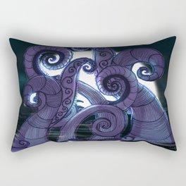 Kraken Up Rectangular Pillow