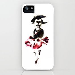 Marriage Equality Banksy style iPhone Case