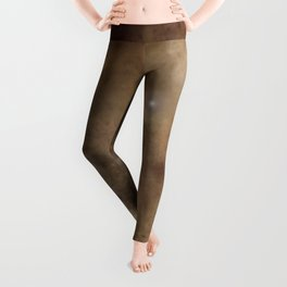 Surface of the moon ....  (A7 B0174) Leggings