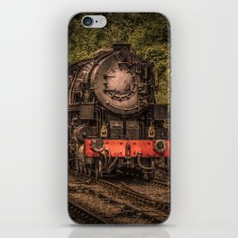 Express Train to Whitby iPhone Skin