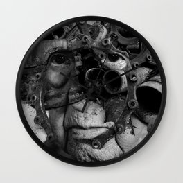 What I have Seen Wall Clock