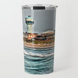 Atlantic Beach Travel Mug
