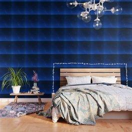 Blue Night Sky (Color) Wallpaper
