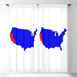 State of California Position Blackout Curtain