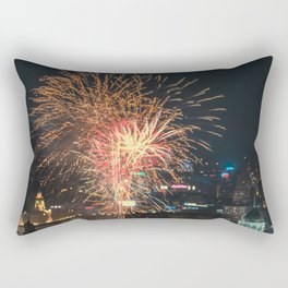 Firework collection 1 Rectangular Pillow