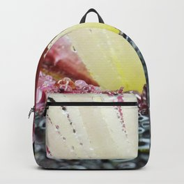 Wet Tiny Poem Lily 003 Backpack