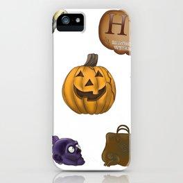 Halloweentown Inspired iPhone Case