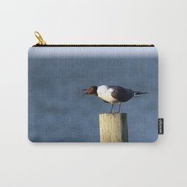 Ocracoke Seagull 3 Carry-All Pouch