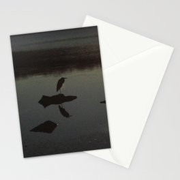 Coming Darkness Stationery Cards