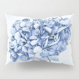 Hydrangea Blue 2 Pillow Sham