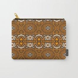 BANDANA GOLD BROCADE Carry-All Pouch