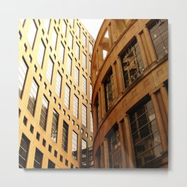 Vancouver Public Library Metal Print