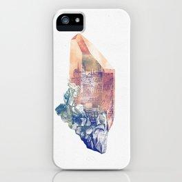 Byzantium Crystal City iPhone Case