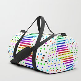 Rainbow 21 Duffle Bag
