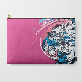 Whirlwind Tiger Carry-All Pouch