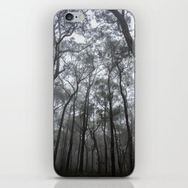 Misty Trees iPhone Skin